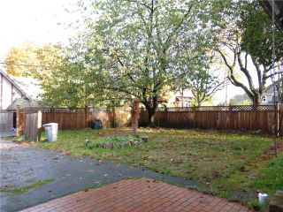 """Photo 7: 305 W 16TH Avenue in Vancouver: Mount Pleasant VW House for sale in """"CAMBIE VILLAGE"""" (Vancouver West)  : MLS®# V1092785"""