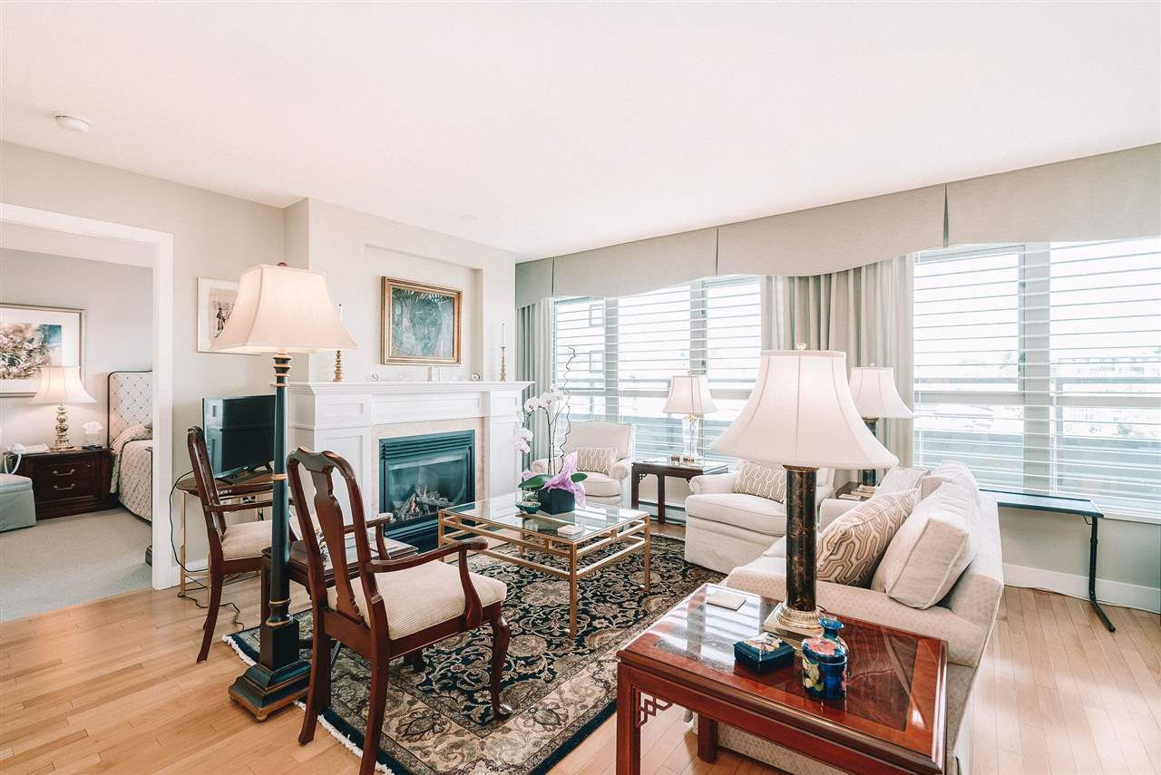 """Main Photo: 704 2799 YEW Street in Vancouver: Kitsilano Condo for sale in """"TAPESTRY AT ARBUTUS WALK"""" (Vancouver West)  : MLS®# R2617372"""