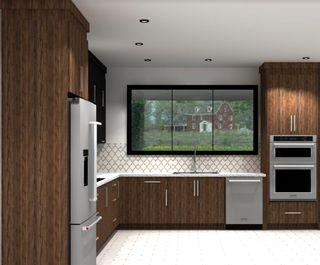 Photo 5:  in Edmonton: Zone 15 House Half Duplex for sale : MLS®# E4244576