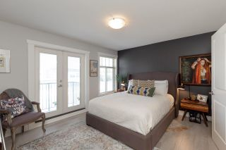 """Photo 11: 7 2950 LEFEUVRE Road in Abbotsford: Aberdeen Townhouse for sale in """"Cedar Landing"""" : MLS®# R2462151"""