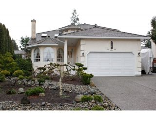 Photo 1: 13568 N 60A Avenue in Surrey: Panorama Ridge House for sale : MLS®# F1432245