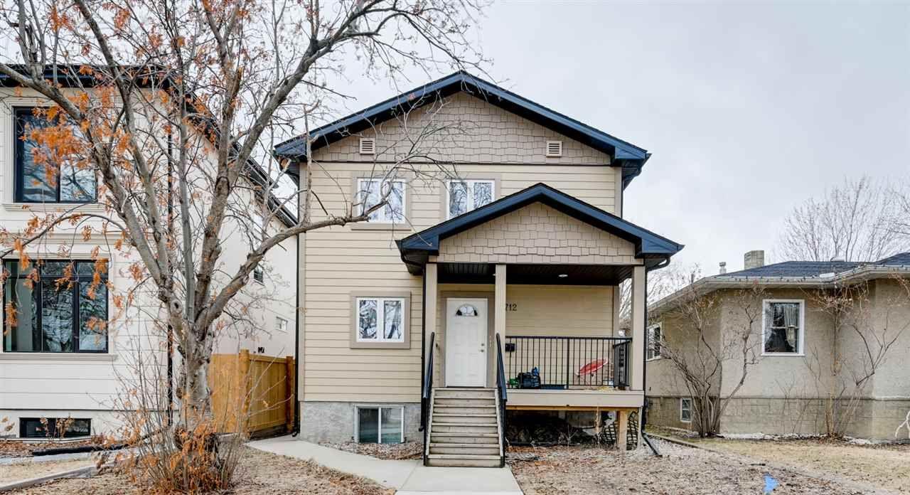 Main Photo: 7712 110 Street in Edmonton: Zone 15 House for sale : MLS®# E4237375