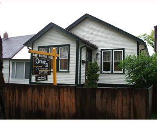 Photo 1: 621 WALKER Avenue in WINNIPEG: Fort Rouge / Crescentwood / Riverview Residential for sale (South Winnipeg)  : MLS®# 2810170