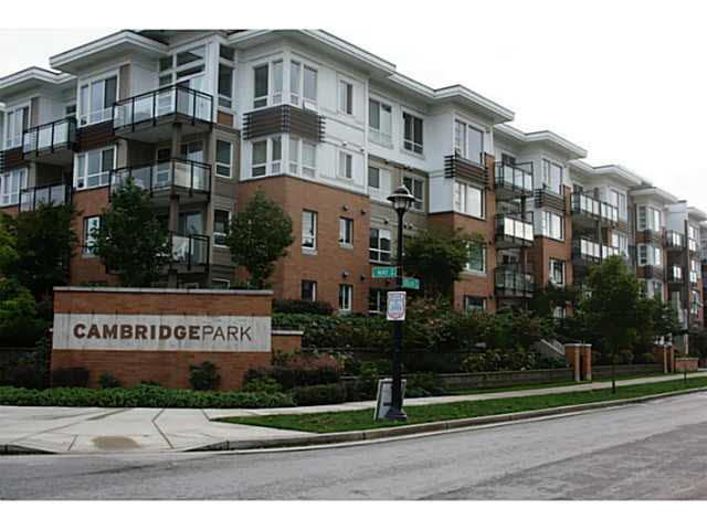 Main Photo: 118 9500 ODLIN ROAD in : West Cambie Condo for sale : MLS®# V1087547