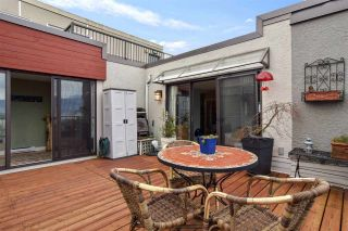 """Photo 3: 504 2120 W 2ND Avenue in Vancouver: Kitsilano Condo for sale in """"ARBUTUS PLACE"""" (Vancouver West)  : MLS®# R2560782"""
