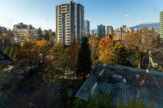Photo 4: 706 1277 NELSON STREET in Vancouver: West End VW Condo for sale (Vancouver West)  : MLS®# R2219834