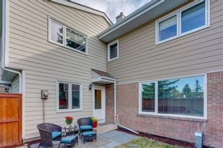 Photo 23: 14 3620 51 Street SW in Calgary: Glenbrook Row/Townhouse for sale : MLS®# C4265108