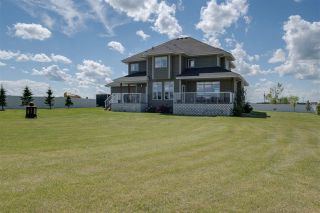 Photo 49: 101 NORTHVIEW Crescent: Rural Sturgeon County House for sale : MLS®# E4227011