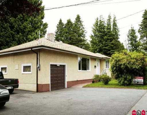 Main Photo: 33653 WILDWOOD DR in Abbotsford: Central Abbotsford House for sale : MLS®# F2612153