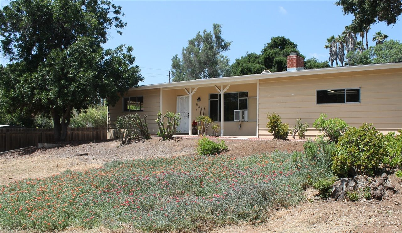 Main Photo: Detached for sale: 542 BROTHERTON in ESCONDIDO
