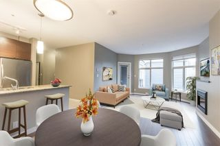 "Photo 6: 304 201 MORRISSEY Road in Port Moody: Port Moody Centre Condo for sale in ""Suter Brook Village"" : MLS®# R2538344"