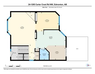 Photo 43: 24 1295 CARTER CREST Road SW in Edmonton: Zone 14 Townhouse for sale : MLS®# E4241426
