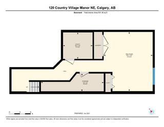 Photo 42: 120 Country Village Manor NE in Calgary: Country Hills Village Row/Townhouse for sale : MLS®# A1114216
