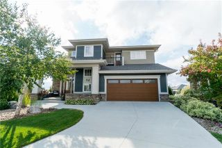 Photo 1: 64 Aspen Forest Point | Bridgwater Forest Winnipeg
