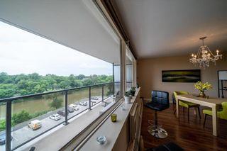 Photo 8: 509 99 WELLINGTON Crescent in Winnipeg: Osborne Village Condominium for sale (1B)  : MLS®# 202117620
