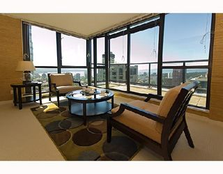 """Photo 6: 3202 1331 ALBERNI Street in Vancouver: West End VW Condo for sale in """"THE LIONS"""" (Vancouver West)  : MLS®# V660192"""