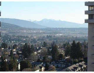 """Photo 3: 1903 5652 PATTERSON AV in Burnaby: Central Park BS Condo for sale in """"Central Park Place"""" (Burnaby South)  : MLS®# V574066"""