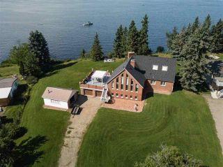 Photo 1: 8 BAYVIEW Crescent: Rural Parkland County House for sale : MLS®# E4256433