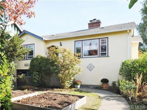 Main Photo: 2557 Vancouver St in VICTORIA: Vi Hillside House for sale (Victoria)  : MLS®# 684317