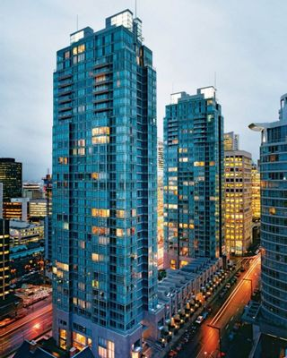 """Photo 1: 1203 1200 W GEORGIA Street in Vancouver: West End VW Condo for sale in """"RESIDENCES ON GEORGIA"""" (Vancouver West)  : MLS®# R2398739"""