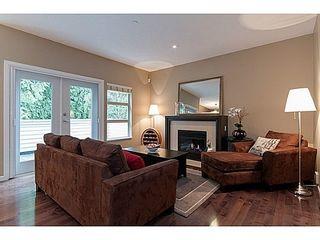 Photo 1: 44 3750 EDGEMONT Blvd in Capilano Highlands: Home for sale : MLS®# V988933