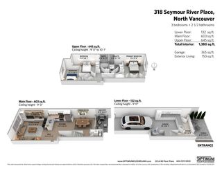 """Photo 30: 318 SEYMOUR RIVER Place in North Vancouver: Seymour NV Townhouse for sale in """"Latitudes"""" : MLS®# R2541296"""