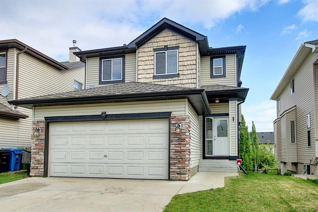 Main Photo: 58 Everhollow Rise SW in Calgary: Evergreen Detached for sale : MLS®# A1102081