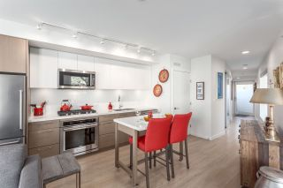 """Photo 1: 403 GREAT NORTHERN Way in Vancouver: Mount Pleasant VE Townhouse for sale in """"Canvas"""" (Vancouver East)  : MLS®# R2163692"""
