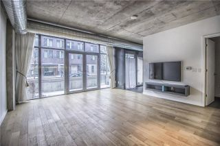 Photo 4: 47 Lower River St Unit #Th02 in Toronto: Waterfront Communities C8 Condo for sale (Toronto C08)  : MLS®# C3706048