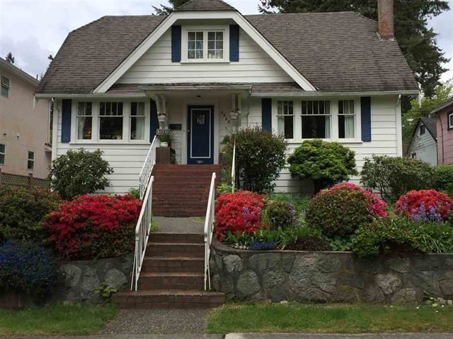 Main Photo: 3885 W 35TH Avenue in Vancouver: Dunbar House for sale (Vancouver West)  : MLS®# R2624555