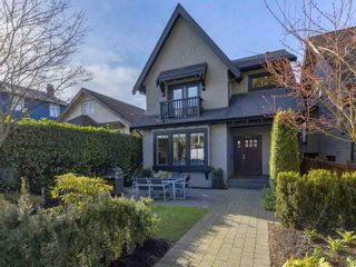 Photo 1: 3628 W 2ND AVENUE in Vancouver: Kitsilano 1/2 Duplex for sale (Vancouver West)  : MLS®# R2352662