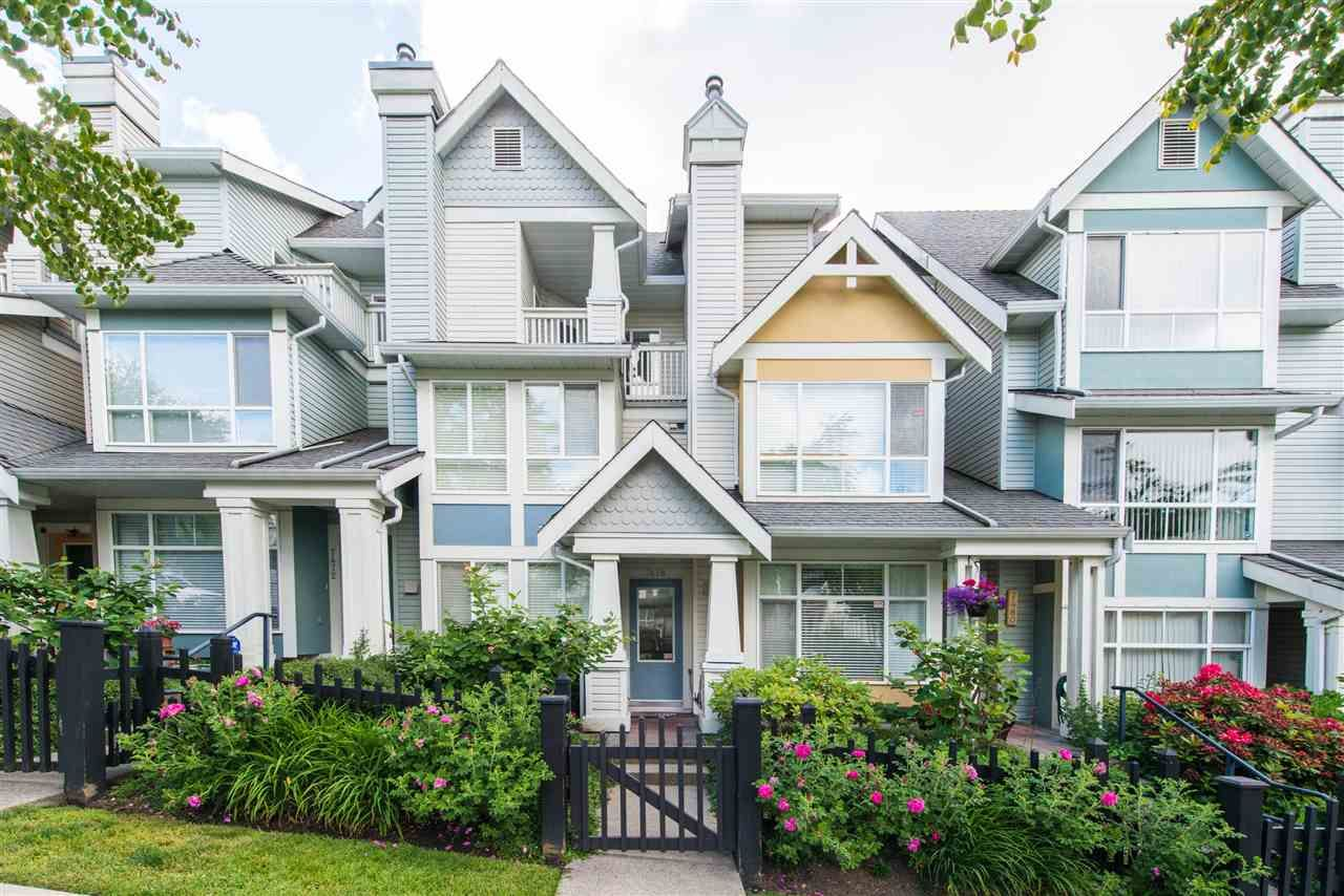 Main Photo: 7478 MAGNOLIA Terrace in Burnaby: Highgate Townhouse for sale (Burnaby South)  : MLS®# R2391677