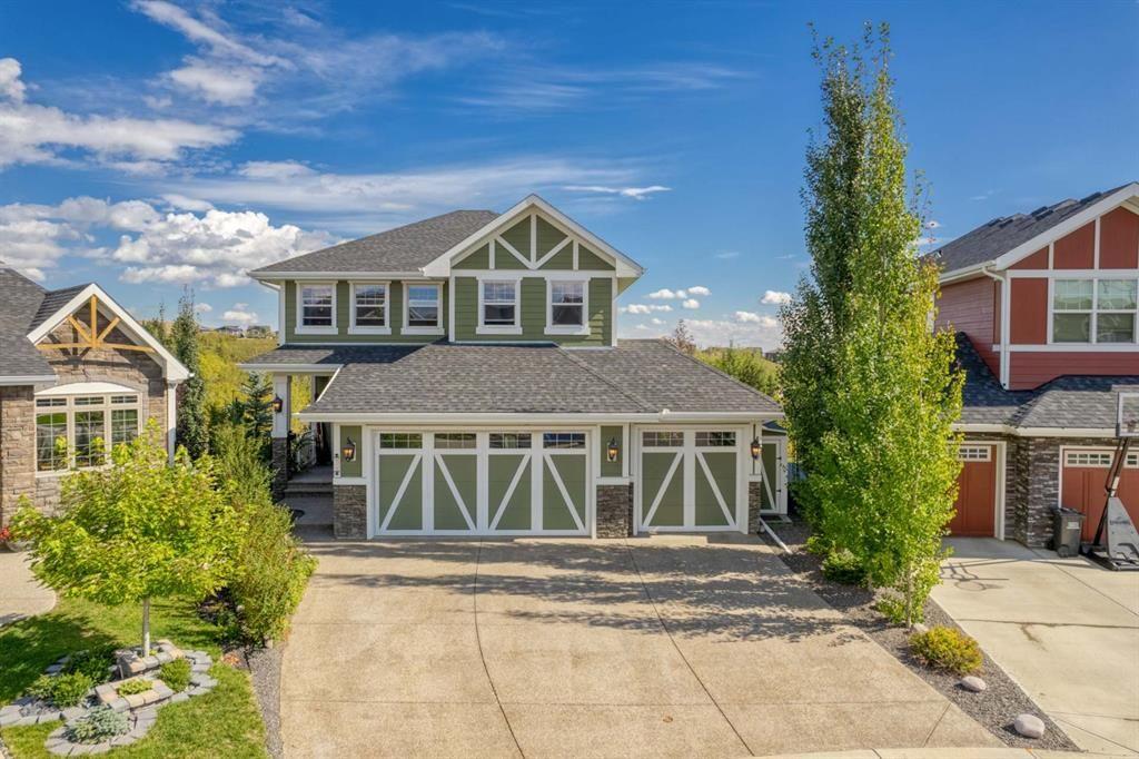 Main Photo: 102 Ridge View Place: Cochrane Detached for sale : MLS®# A1147672
