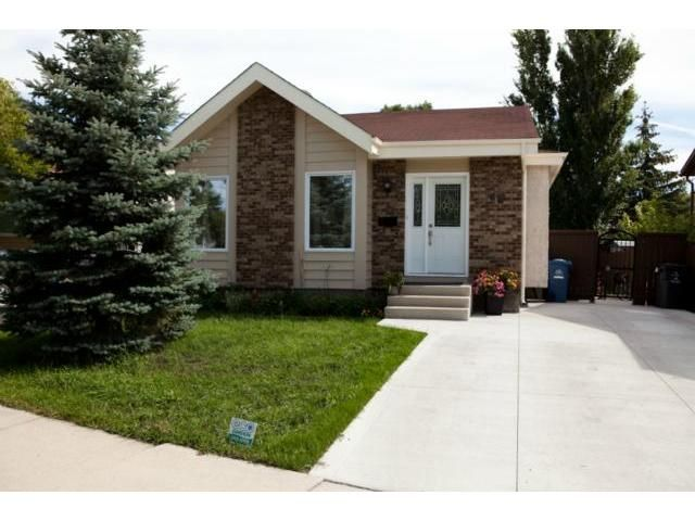 Main Photo: 46 Greenford Avenue in WINNIPEG: St Vital Residential for sale (South East Winnipeg)  : MLS®# 1316875