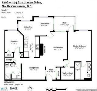 """Photo 16: 206 1144 STRATHAVEN Drive in North Vancouver: Northlands Condo for sale in """"Strathaven"""" : MLS®# R2217915"""