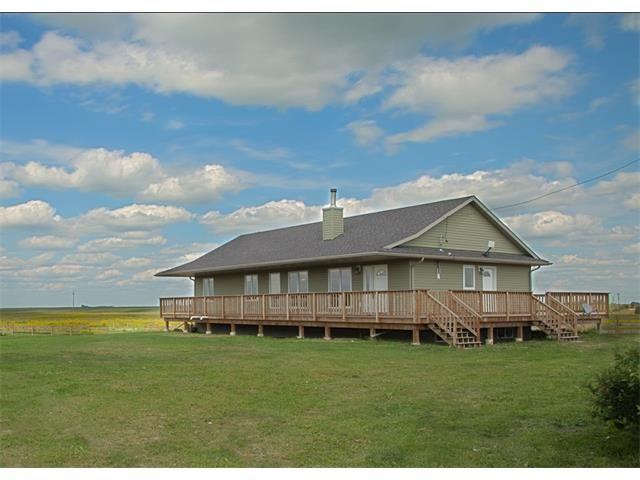 Main Photo: 155013 B Range Road 275: Rural Willow Creek M.D. House for sale : MLS®# C4019954