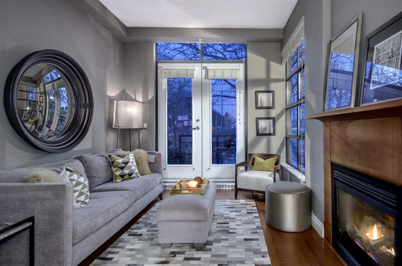 """Main Photo: 2782 VINE Street in Vancouver: Kitsilano Townhouse for sale in """"The Mozaiek"""" (Vancouver West)  : MLS®# R2151077"""