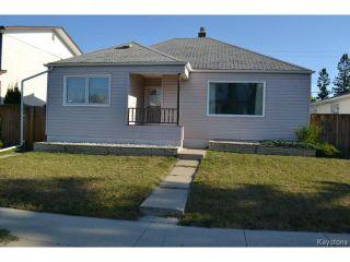 Photo 1: 283 Union Avenue West in WINNIPEG: East Kildonan Residential for sale (North East Winnipeg)  : MLS®# 1320776