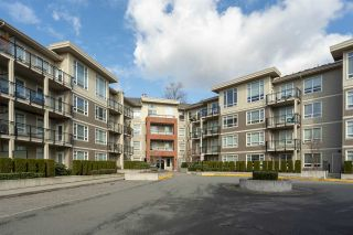 """Photo 1: C322 20211 66 Avenue in Langley: Willoughby Heights Condo for sale in """"ELEMENTS"""" : MLS®# R2490071"""