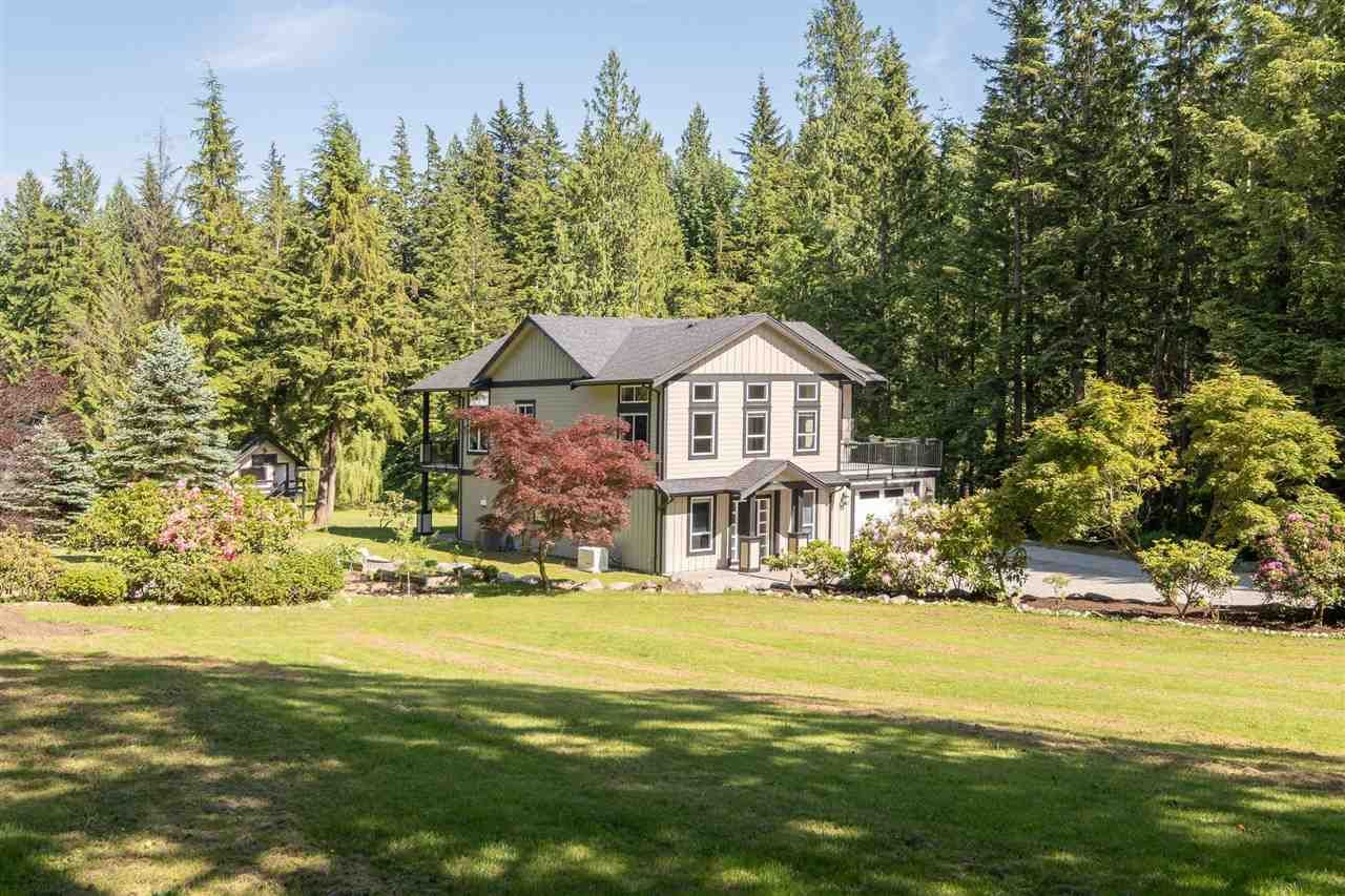 """Main Photo: 12266 BELL Street in Mission: Stave Falls House for sale in """"STAVE FALLS!!"""" : MLS®# R2589826"""