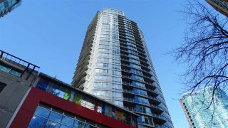 Main Photo: 1807 833 HOMER Street in Vancouver: Downtown VW Condo for sale (Vancouver West)  : MLS®# R2525182