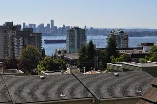 """Photo 8: 106 209 E 6TH Street in North Vancouver: Lower Lonsdale Townhouse for sale in """"Rose Garden Court"""" : MLS®# V909096"""