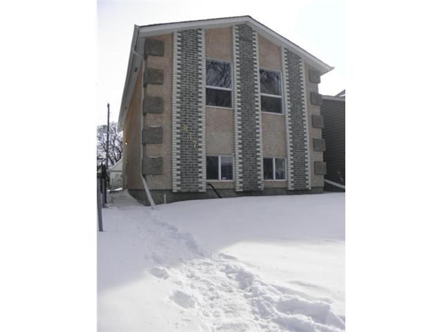 Main Photo: 837 Strathcona Street in WINNIPEG: West End / Wolseley Residential for sale (West Winnipeg)  : MLS®# 1203367