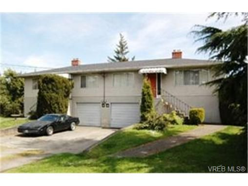 Main Photo:  in VICTORIA: SE Gordon Head Half Duplex for sale (Saanich East)  : MLS®# 460628