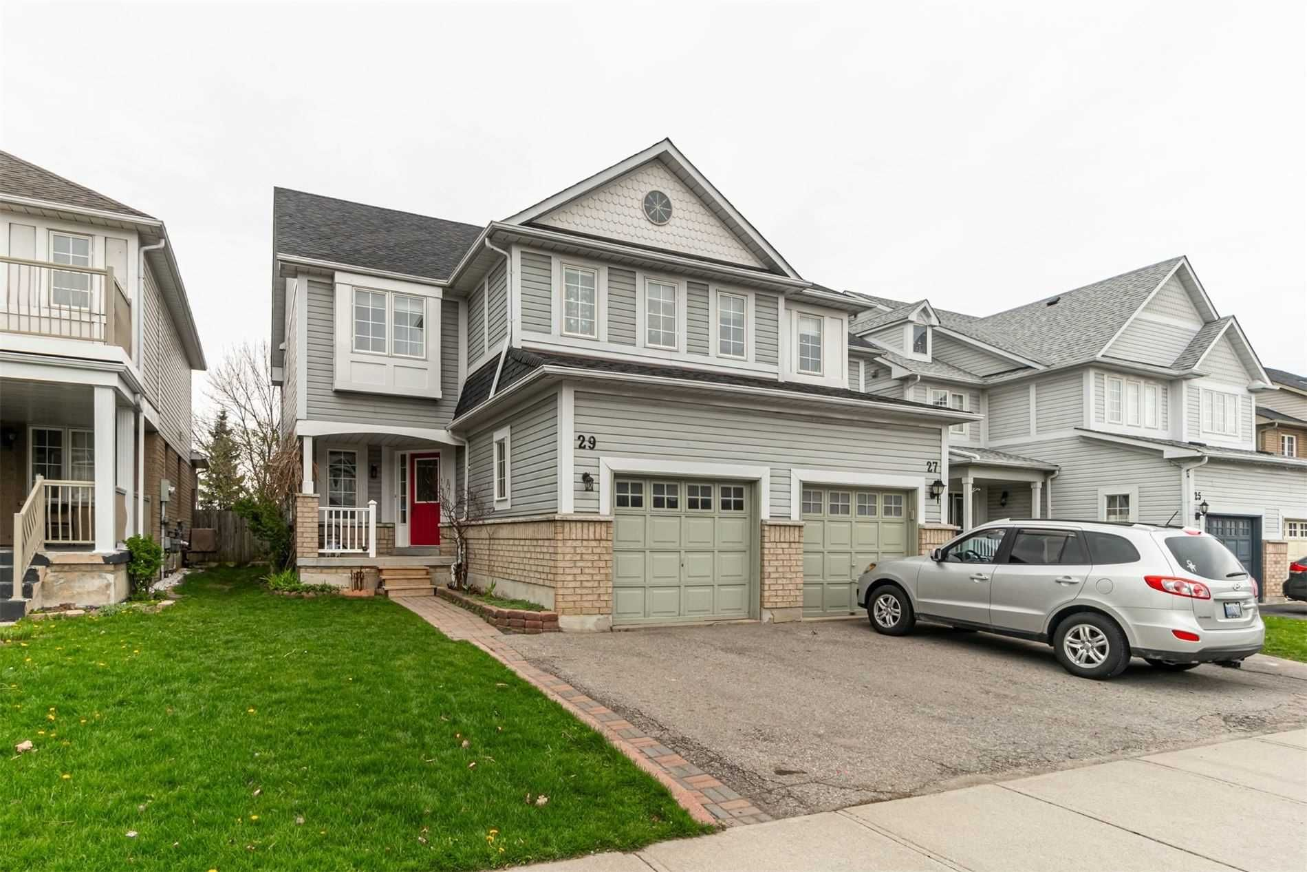 Main Photo: 29 Regatta Crescent in Whitby: Port Whitby House (2-Storey) for sale : MLS®# E4763610