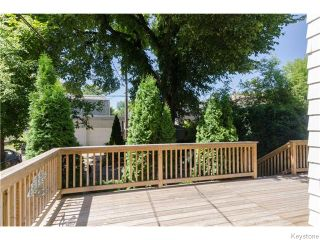 Photo 17: 524 Basswood Place in Winnipeg: Wolseley Residential for sale (5B)  : MLS®# 1620099