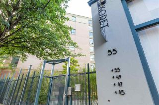 """Photo 23: 219 55 E CORDOVA Street in Vancouver: Downtown VE Condo for sale in """"KORET LOFTS"""" (Vancouver East)  : MLS®# R2560777"""