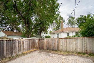 Photo 25: 1039 Talbot Avenue in Winnipeg: House for sale : MLS®# 202116416