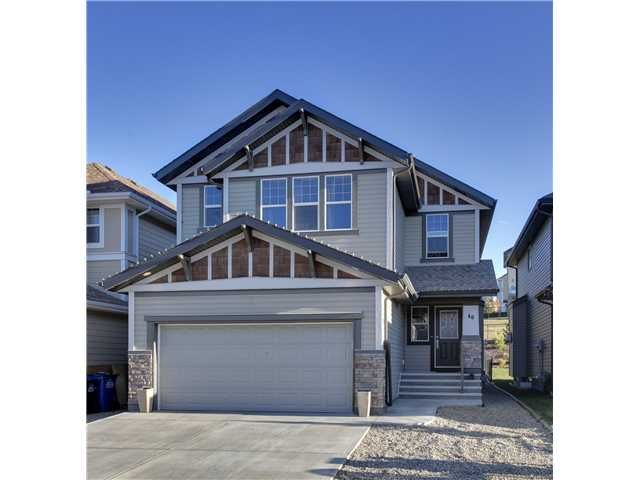 Main Photo: 40 SUNSET Terrace: Cochrane Residential Detached Single Family for sale : MLS®# C3642383