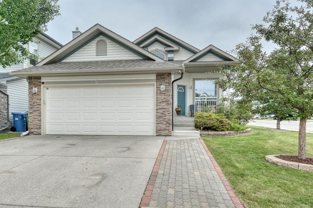 Main Photo: 5 CRANWELL Crescent SE in Calgary: Cranston Detached for sale : MLS®# A1018519